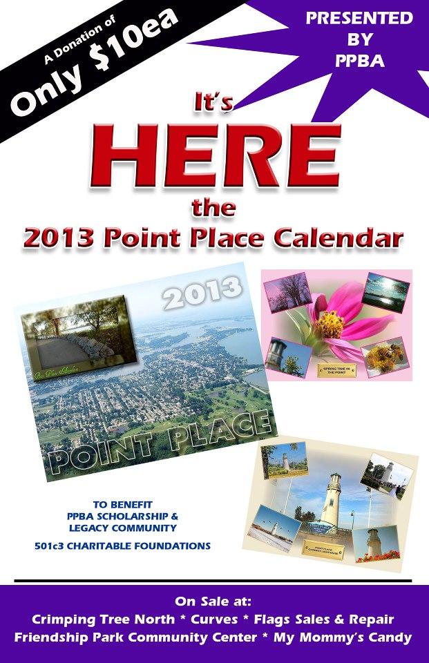 2013 PP Calendar poster